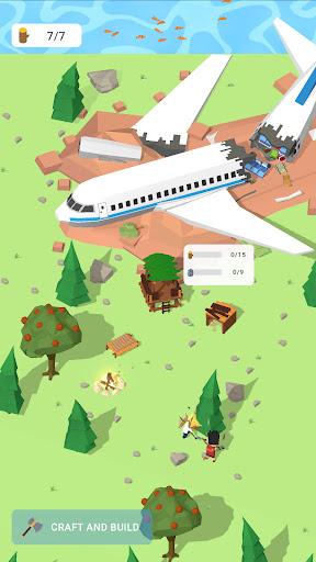 Isle Builder: Click to Survive apkdebit screenshots 2