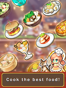 Cooking Quest VIP Mod Apk Food Wagon Adventure (Unlimited Gold) 10