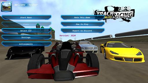 TrackRacing Online screenshots 1