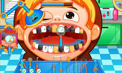 Fun Mouth Doctor, Dentist Game apktram screenshots 6