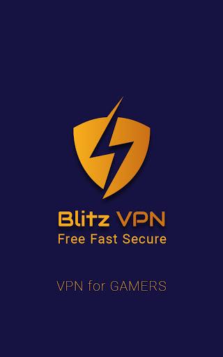 Free VPN | Blitz Turbo | Fast Hotspot Proxy Server android2mod screenshots 1