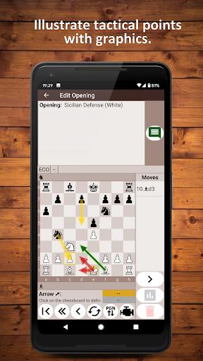 Chess Openings Trainer Free - Build, Learn, Train 6.5.3-demo screenshots 5