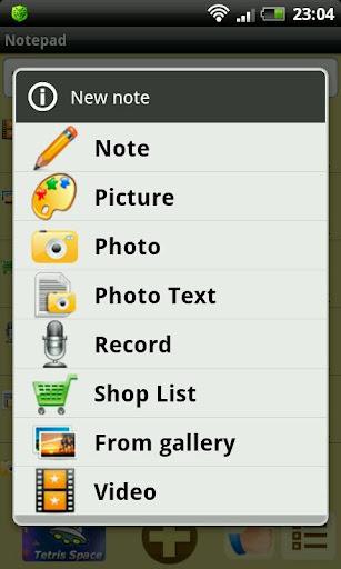 Notepad 2.4 Screenshots 5