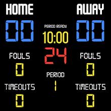 BT Scoreboard - Basketball Download on Windows