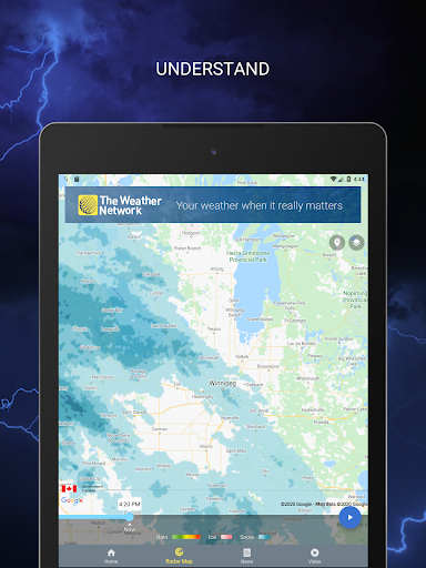 The Weather Network: Local Forecasts & Radar Maps screenshots 12