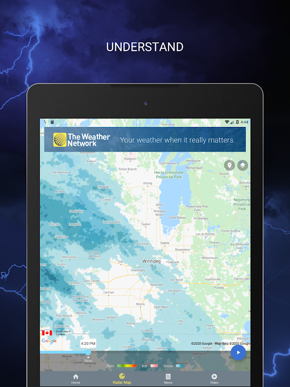 The Weather Network: Local Forecasts & Radar Maps  poster 11