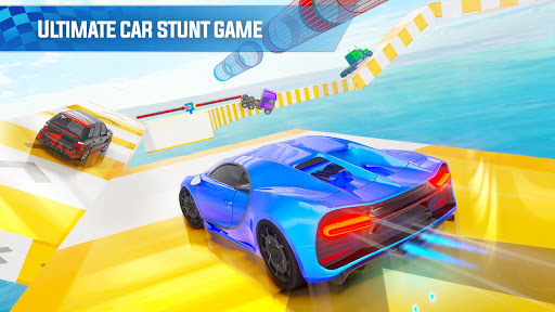 Ultimate Car Stunt: Mega Ramps Car Games 1.9 screenshots 4