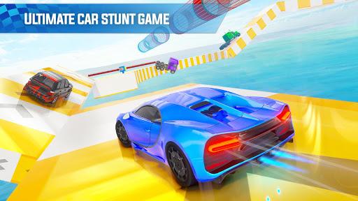 Ultimate Car Stunt: Mega Ramps Car Games android2mod screenshots 4