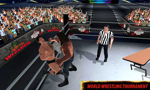 World Wrestling Revolution Stars: 2017 Real Fights 1.0.2 Screenshots 6