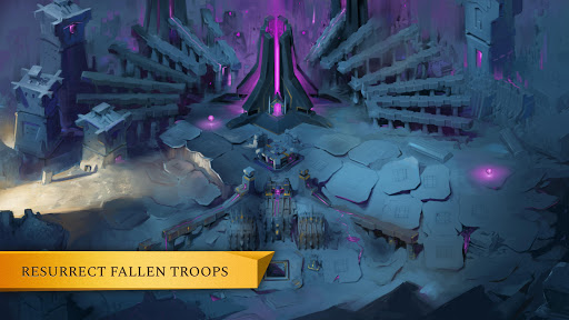 Arkheim u2013 Realms at War: The MMO Strategy War Game  screenshots 4