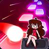 Girlfriend FNF full weeks Game - Hop Tiles game apk icon