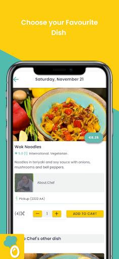 Omelet App - Food Near Me 2.4.0 screenshots 2