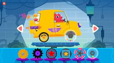 恐竜カー - 子供向けペイントゲームのおすすめ画像3