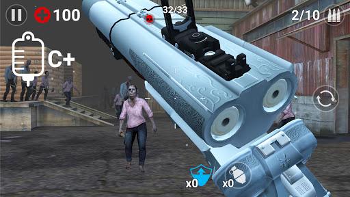 Gun Trigger Zombie  screenshots 3