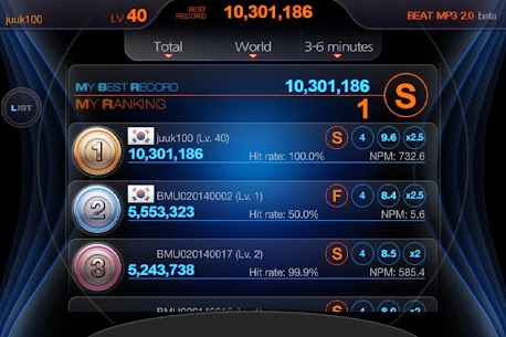 BEAT MP3 2.0 – Rhythm Game MOD (Money) 5