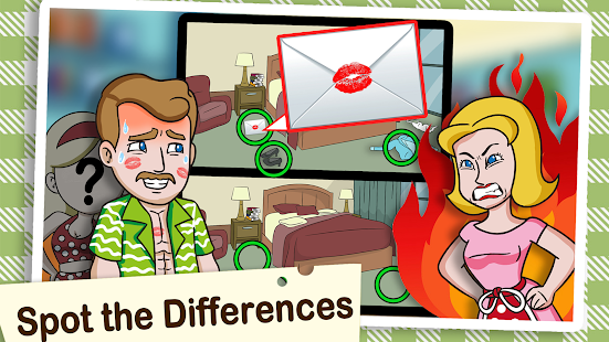 Find The Differences - Secret 1.4.1 screenshots 2