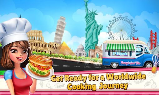 Cooking Chef Emmy's  Restaurant 3