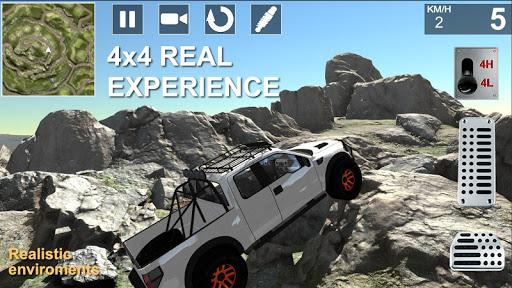 TOP OFFROAD Simulator screenshots 3
