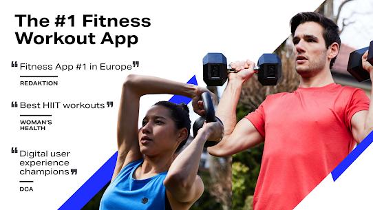 Freeletics Training Coach – Bodyweight Fitness 3