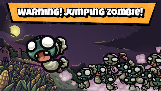 Jumping Zombie: Pocong Buster King MOD (Unlimited Money) 1