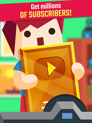 Vlogger Go Viral: Streamer Tuber Idle Life Games  screenshots 7