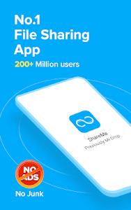 ShareMe  - #1 file sharing & data transfer app 2.00.30