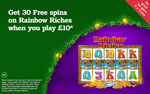 Rainbow Riches Casino: Slots, Roulette & Casino 11.37.0 4