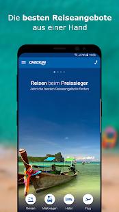CHECK24 Reisen 2021.33.0 Screenshots 1