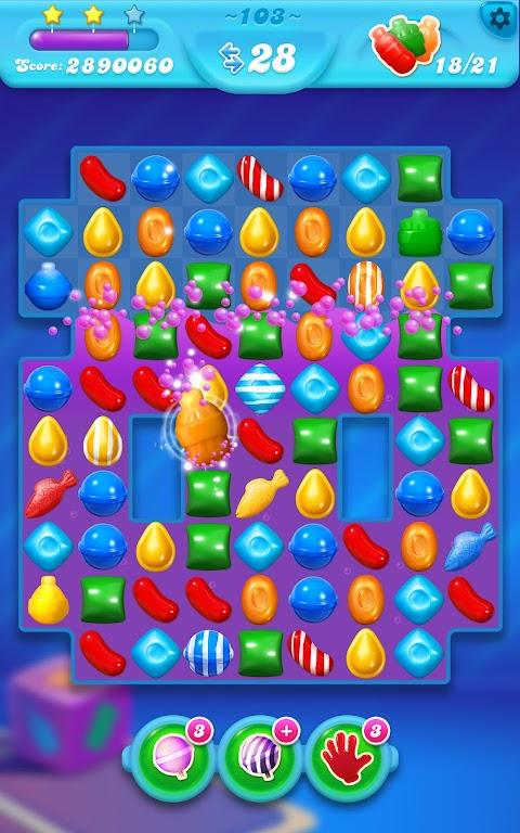 Candy Crush Soda Saga poster 11