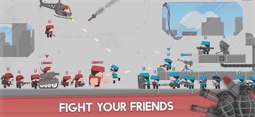 Clone Armies: Tactical Army Game  screenshots 4