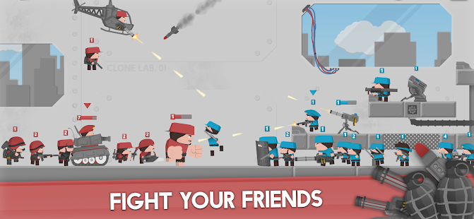 Clone Armies: Tactical Army Game apk