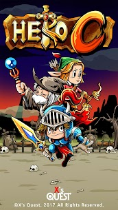 Hero C Mod Apk: Legend of Heroes (Unlimited Gold/Diamonds) 1