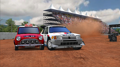 Pocket Rally LITE 1.4.0 Screenshots 2
