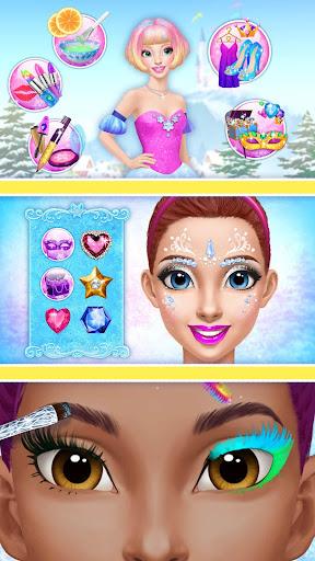 Princess Gloria Makeup Salon apkmr screenshots 4
