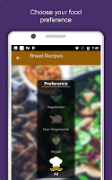All Bread Recipes Offline