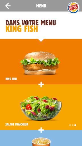 Burger King® France – pour les amoureux du burger  screenshots 3