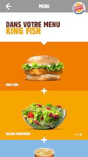 Burger Kingu00ae France u2013 pour les amoureux du burger Apkfinish screenshots 3