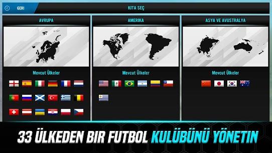 Soccer Manager 2021 – Son Sürüm Hileli APK 1