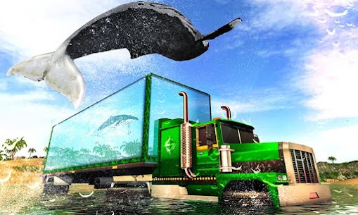 Download and Install Blue Sea Whale Transport 2021 for Windows 7, 8, 10 1
