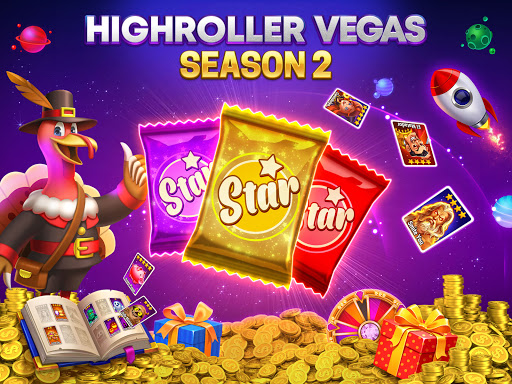 HighRoller Vegas - Free Slots Casino Games 2021 2.3.16 screenshots 17