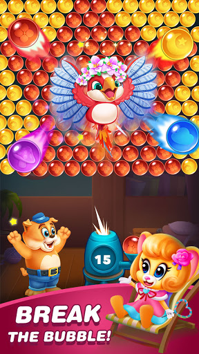 Bubble Shooter Classic Apkfinish screenshots 2