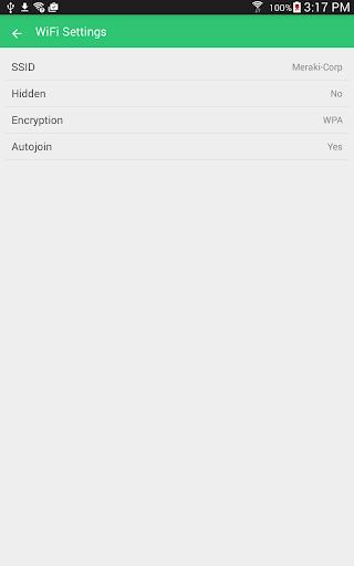 Meraki Systems Manager android2mod screenshots 14