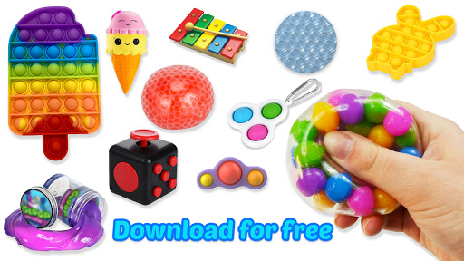 Pop It Fidget 3D  Pc-softi 8