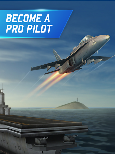 Flight Pilot Simulator 3D Free modavailable screenshots 4