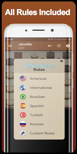 Checkers - Damas 3.2.5 Screenshots 3