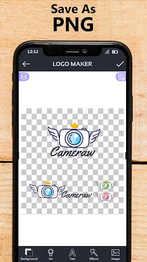 Logo Maker - Free Logo Maker, Generator & Designer 3.0.4 Screenshots 7