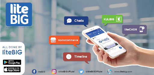 Litebig Superapps Chat Timeline Commerce Payment Apps On Google Play