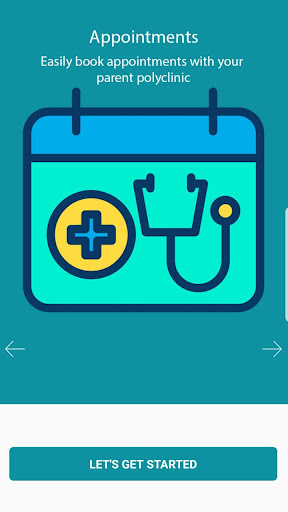 ECHS Beneficiaries App 2.0 Screenshots 3