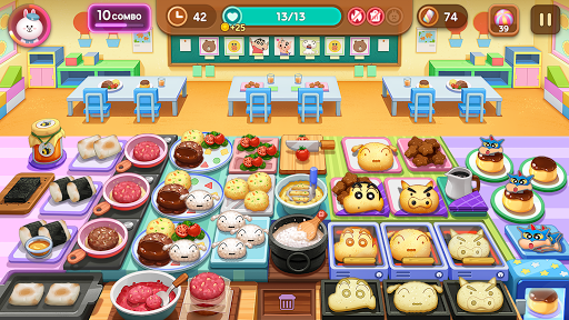 LINE CHEF 1.10.2.0 screenshots 2