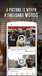 screenshot of Nigeria Breaking News and Latest Local News App